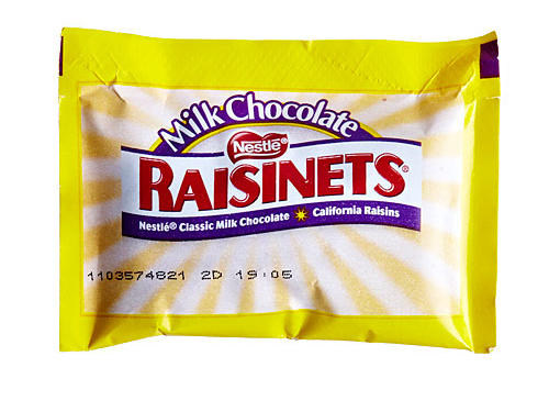 Raisinets Fun Size