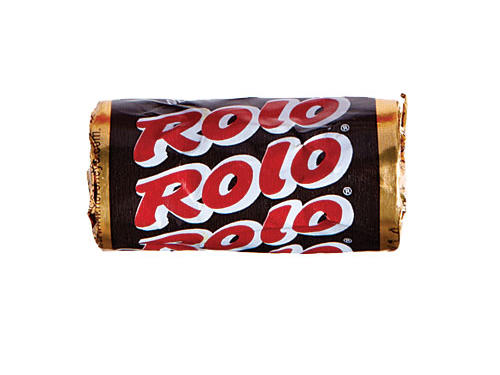 1 roll (18g):  80 calories, 2.5 g sat fat, 11g sugar