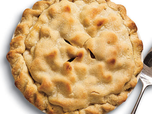 Cranberry-Apple Pie Recipe