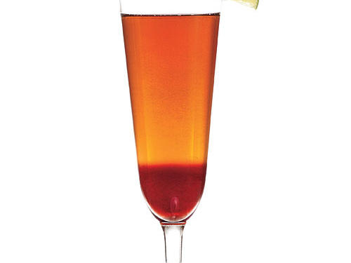 Pomegranate Fizz Recipe