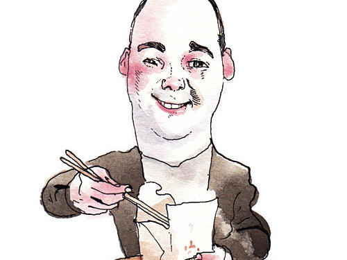 Who: Daniel Humm, executive chef, Eleven Madison Park, New York, New YorkResult: Burnt chicken and years of laughs.When my wife and I were first dating, I invited her over to my apartment to cook dinner for her for the first time. I had planned a very simple dinner, but I was still very nervous. The chicken was nearly done roasting when she arrived, so we sat down and started to drink wine… and later, I smelled the chicken's burning skin.What now? Needless to say, we ended up going out for Chinese food instead.