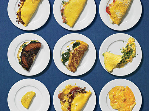 The first couple of omelets came off the pans fine. Then the orders started coming in faster. Picture the omelet equivalent of the I Love Lucy conveyor-belt-at-the-chocolate-factory episode. Burnt omelets, half-cooked omelets, raw omelets: If you were lucky enough to get served at all, that's what you got.What now? Still, to my knowledge, my pride and culinary dreams were the only real casualties of the day.