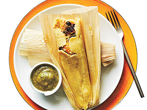 Not your average tamale–this recipe calls for a unique combination of black beans and sweet potatoes that will serve up an unforgettable dinner dish.
