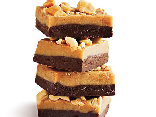 Peanut Butter and Dark Chocolate Fudge Recipe