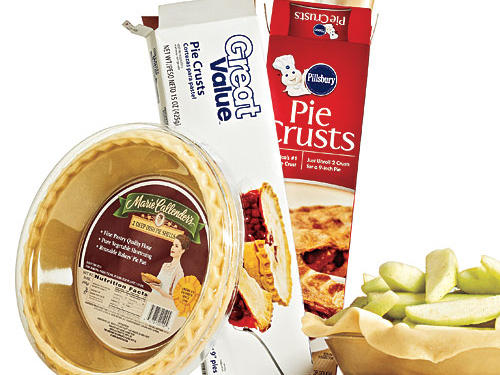 Taste Test: Store-Bought Pie Crusts