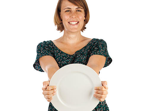 Marilyn Tushar: The Clean-Plate Champion