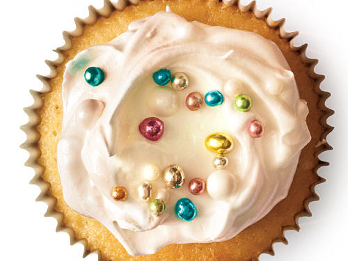 Base Recipe: Vanilla Cupcakes with Vanilla Bean Frosting