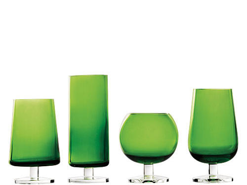 Combine these charming crystal glasses to create a tabletop topiary.Price: $195/set of 6Shop: MoMA Store