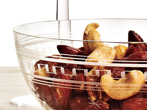 Salty Mixed Nuts Calories