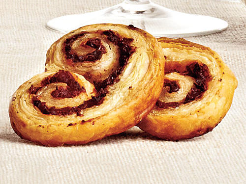 Sun-Dried Tomato Palmiers Calories