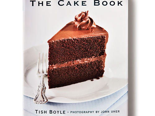 The Cake Book Cookbook