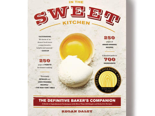 In the Sweet Kitchen Cookbook