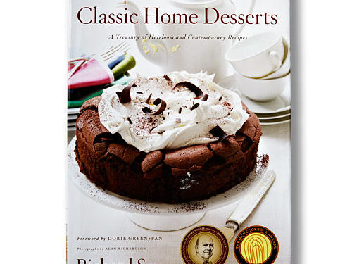 There are headnotes and sidebars as scrumptious as the recipes. Anecdotal recollections, excerpts from letters and cookery books of times gone by, and Sax's personal connection with every recipe color every page. Classic Home Desserts is the rare cookbook that is as welcome beside your reading chair as it is in your kitchen.GIVE THIS BOOK TO: History buffs, brainy bakers, and anyone with a deep love of good cookbooks.—Robin Bashinsky