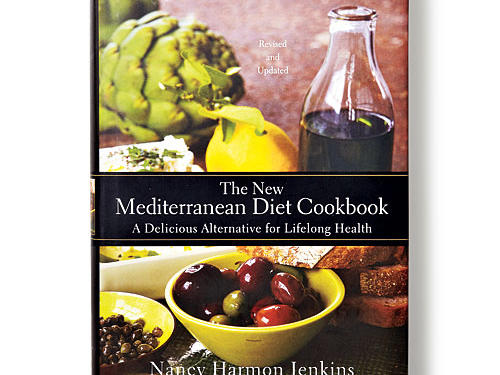 The New Mediterranean Diet Cookbook: A Delicious Alternative for Lifelong HealthBy Nancy Harmon Jenkins, Bantam, 2009. Hardcover. $35; 496 pagesAlmost two decades ago, when Nancy Harmon Jenkins published The Mediterranean Diet Cookbook, she helped advance the concept of healthy fats at a time when all fats were under the gun. Her New Mediterranean Diet Cookbook updates this now-mainstream idea and others: Eat a plant-based diet, let olive oil be the main fat source, and enjoy wine with meals. The most notable change is that Harmon Jenkins has dropped nutrition analysis with her recipes (which we found a bit troubling), arguing that analysis is often inaccurate, and that eaters should focus on diet at a whole-foods level, not a nutrient level. The book then takes a grand tour through the region: paella from Spain, eggplant stuffed with meat and rice (Karni Yarik) from Turkey, tagines from Morocco. Pasta, breads, pizza, couscous, rice: The grains are all here.GIVE THIS TO: Med enthusiasts, unless they're avid number crunchers. —Julianna Grimes