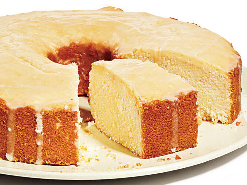 The Best Grapefruit Pound Cake