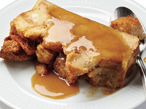 Lighter Bread Pudding