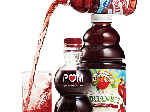 Taste Test: The Best Cranberry and Pomegranate Juices