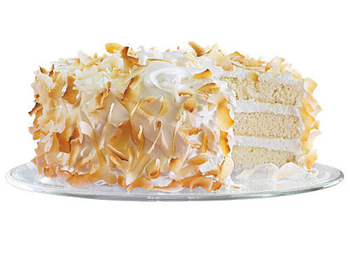 Fresh Coconut Cake Comfort Food Recipe