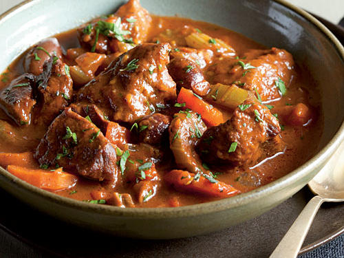 Comfort food dinner recipes cooking light italian beef stew comfort food recipe forumfinder Gallery