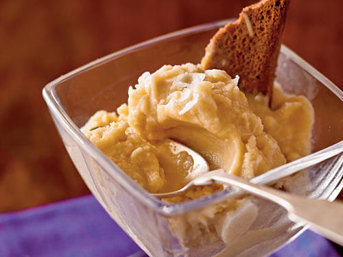 It's hard to beat the sweet-salty goodness of this indulgent yet light caramel ice cream. Light ice cream has evolved from its watery ice-milk days and in the Test Kitchen, we like to get creative with ingredients and flavors, but we hold fast to settling for nothing less than smooth, creamy, rich results.