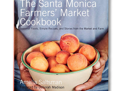 "The Santa Monica Farmers' Market Cookbook: Seasonal Foods, Simple Recipes, and Stories from the Market and FarmBy Amelia Saltsman, Blenheim Press, 2007. Paperback. $23; 216 pagesWe looked through basketfuls of market-based cookbooks before picking The Santa Monica Farmers' Market Cookbook as best infield. This is not a guide to healthy eating per se, but as an inspiration for moving fresh produce to the center of your plate, it's a winner. Saltsman believes that the best recipes are often the simplest, and that local crops, ""nourished by the sun, picked at their peak, and brought to market fresh are more nutrient rich."" She adds, ""To say that cooking from the farmers' market is more 'nutritious' or 'healthier' makes it sound medicinal instead of the delectable pleasure it is."" For her, variety is critical. Flavor is first. And sustainable is best. All sentiments we endorse."