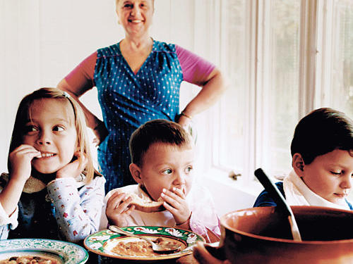 Comfort Food of the Chefs: Lidia Bastianich