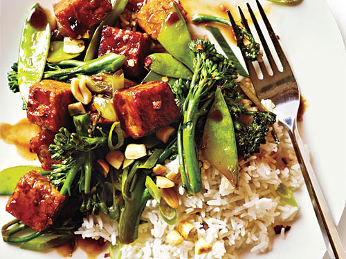 Tempeh and Broccolini Stir-Fry recipe