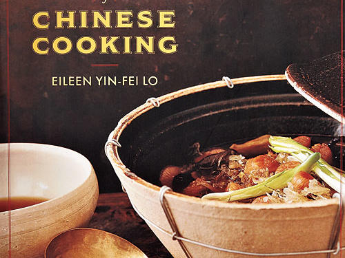 "Mastering the Art of Chinese Cooking  By Eileen Yin-Fei Lo, Chronicle Books, 2009. Hardcover. $50; 384 pagesSzechuan pork has been my go-to Chinese takeout order for years, so imagine my delight when a dish of Pork Sichuan with Chili Sauce from Eileen Yin-Fei Lo's big, dazzling 2009 cookbook turned out to be the best version of this dish—and I made it! (With 42 ingredients, including two subrecipes, it was more involved than takeout!) Buoyed by that success, I moved on to White Congee. The result: supple rice with traditional salted eggs and crunchy peanuts as accompaniments. In a word: perfection.Beautifully photographed and boldly designed, Lo's tome is a collection of 23 lessons in three sections. In her hands, the usual cookbook pantry list becomes ""Lesson 1: Creating a Chinese Pantry,"" concerning things like bean-curd juice, boxthorn seeds, and mung bean starch. One section looks at ""The Market Particular,"" by which Lo means even rarer pantry ingredients, like bird's nest and hairy melon, along with a review of more basics and then a sampling of tea."