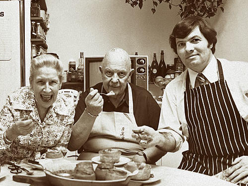 Comfort Food of the Chefs: Jacques Pépin