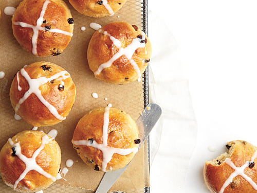 Hot Cross Buns: Recipe Makeover