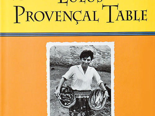 "Lulu's Provençal Table By Richard Olney, Ten Speed Press, 2002. Hardcover. From $70 (market price at printing); 392 pagesRichard Olney moved to Provence in 1961 and had the good fortune to befriend the owners of Domaine Tempier. The Lulu of the title is spirited and a great cook, natural hostess, and sailor.This book is more than a collection of recipes. It begins with an account of the love affair between Lulu and Lucien Peyraud and their struggle to establish their now-celebrated Bandol winery.Then we go into Lulu's wondrous kitchen, where Olney offers a seat at her celebrated table. We see the comfortable exchanges between friends: Lulu cooks, and Olney takes his notes. He shares her staples, including Lucien's Soup, a pureed potage of leeks, potato, and turnip, a meal ""I fix for Lucien every evening when we're alone,"" Lulu says.There is succulent Pot-Roasted Leg of Lamb with Black Olives with Zucchini Gratin, and Gratin de Pommes de Terre à l'Oseille (Potato and Sorrel Gratin), delicious with just six ingredients. There are plenty of simple recipes, but Bouillabaisse is a fascinating 10 pages long.GIVE THIS TO: Francophiles, country-cooking romantics, and wine lovers. —Tiffany Vickers Davis"
