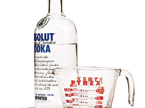 Light-Crust Secrets: Disappearing Vodka