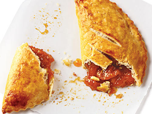 Peach Turnover: Recipe Makeover