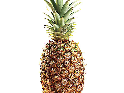 Tip #2: Fresh Pineapple