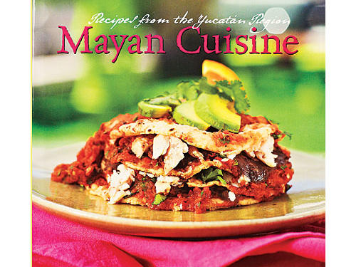 Mayan Cuisine By Daniel Hoyer, Gibbs Smith, Publisher, 2008. Hardcover. $35; 224 pagesFor those who love Mexican food yet feel they've exhausted the borders of that cuisine, this cookbook will open up new flavors. Mayan food traditions hail from the Yucatán Peninsula down to Belize and Guatemala, influenced by Europe, the Caribbean, Africa, and the Middle East. You'll find familiar dishes here, like colorful salsas and tamales, but also a wealth of less-familiar meat and seafood salads and soups. Many dishes begin with a homemade recado—a thick seasoning paste that lays the flavor foundation. Recado Colorado (Red Seasoning Paste) is based on ground annatto seeds, looks like thick red clay, and tastes deeply earthy. It's what gives the spectacular banana leaf-wrapped Cochinitia Pibil (Pit-Roasted Pork with Yucatán Spices) its flavor and fragrance, and Caldo de Venado (Venison Soup) its gorgeous color.Here is traditional food that seems so fresh. Hoyer is helpful and encouraging; he understands the limits of American markets and is careful to offer lots of substitutions. This book offers recipes that the cook can trust will not just work but also deliver delicious results.GIVE THIS TO: Serious cooks interested in authentic new flavors. —Ann Taylor Pittman