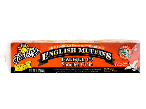 Sprouted Grain English Muffins