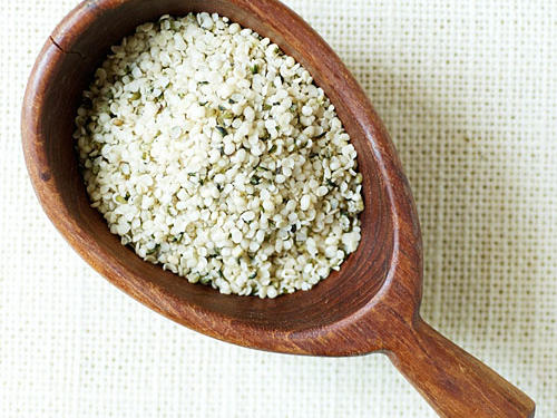 Hemp foods are expanding on the shelves of grocery and natural food stores in everything from salad dressings to chips to frozen desserts, being promoted by marketers for their exemplary nutritional and taste benefits. The hulled version of the seed is soft and easy to chew and tastes a bit like pine nuts or sunflower seeds. Hemp seeds are an excellent source of essential fatty acids and contain all nine essential amino acids, making them a complete protein source. Plus, the protein in hemp seeds is very easy to digest.How to eat: Toss them in a smoothie, salad, or cereal, add them to baked goods, dry roast them with spices, or sprinkle them on a pasta dish for a nice texture without too much crunch.