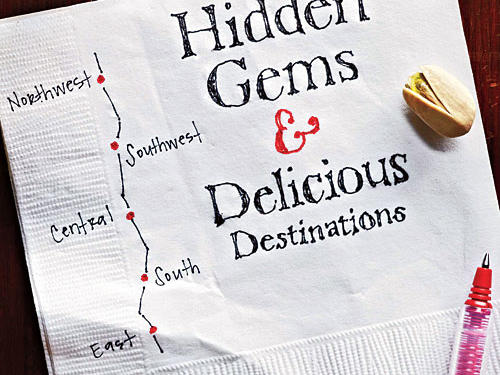 Delicious Food Destinations