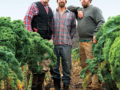 Driftless Organics' owners
