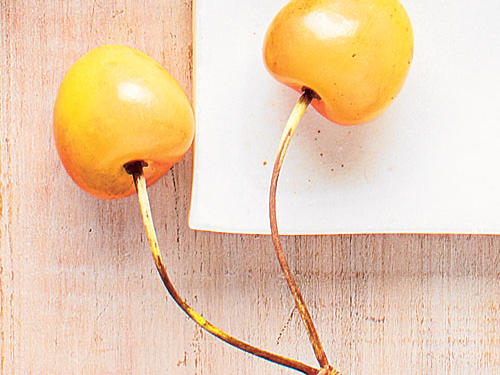 Yellow Cherries