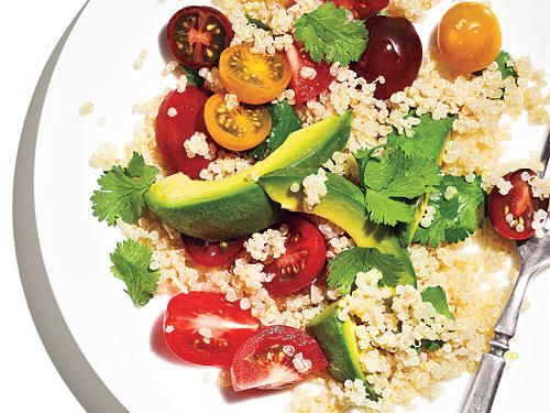 Easy Quinoa Recipes for 250 Calories