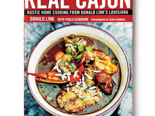 Real Cajun By Donald Link, Clarkson Potter Publishers, 2009. Hardcover. $35; 255 pagesThe chef-owner of two New Orleans restaurants, Donald Link distances his rootsy recipes from the weak-tea Cajun craze of a couple of decades ago. This is food of Link's youth, country cooking, rustic and best savored with good, loud company and ice-cold beer. Recipes like Natchitoches Meat Pies and Satsuma Buttermilk Pie excite and inspire.GIVE THIS TO: Anyone who loves New Orleans and its varied and wildly creative food. —Tim Cebula