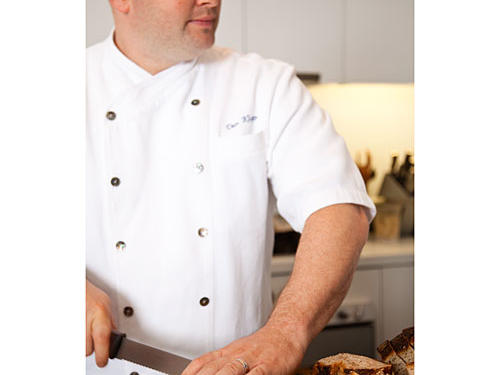 "Dan Kluger was named 2012 ""Best New Chef"" by Food & Wine. As executive chef of the James Beard Award-winning NYC restaurant, ABC Kitchen, Dan showcases his sophisticated sense of flavor and texture, balancing a bold imagination with respect for the product."