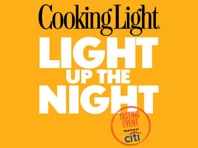We're pleased to announce the lineup for our upcoming Light Up The Night event we're planning for Friday, September 21, 2012, in New York City. We're hosting some of the country's hottest celebrity chefs and master mixologists for a healthy culinary celebration under the stars at The High Line, Chelsea Market Passage. Tickets are on sale now, and space is limited, so find more details today and mark your calendar.Read about each of the chefs and mixologists who will be center stage at one unforgettable night of world-class cuisine and cocktails.See more: Light Up The Night ticket information