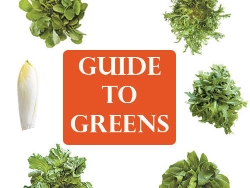 Greens can make or break a meal. Choosing peppery arugula instead of earthy spinach can throw other flavors into a tailspin. Before you reach for a handful of these leafy vegetables at the market this week, know your greens: their flavors, substitutions, and dishes they complement. This guide will help you navigate through these six common greens.