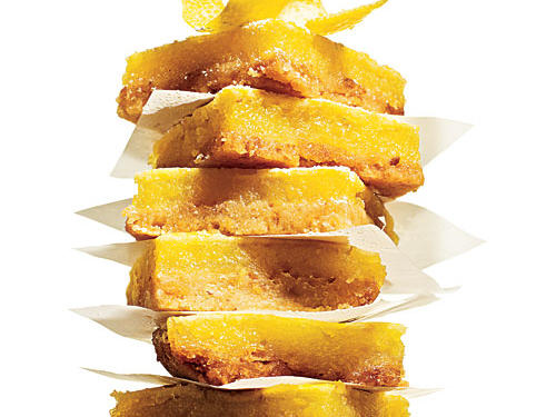 Lighter Lemon Squares