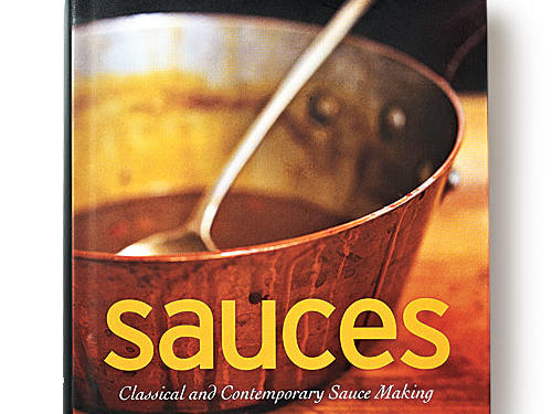 Sauces By James Peterson, John Wiley & Sons, Inc., 2008. Hardcover. $50; 612 pagesPeterson is the Stephen King of the single-topic food book—staggeringly prolific—and this, the third edition of a volume first published more than 20 years ago, is pretty much an advanced degree in technical sauce making. If you didn't know the difference between an integral meat sauce and a brown sauce, you will now. Recipes include simmered stews, such as classic Pot au Feu and roasted hunks of meat with sauces to pair with them. Peterson delivers his trademark mixture of detail and clarity (his books really do read well). This is professional grade but also a fantastic resource for novice cooks ready to study at the apron strings of a master.GIVE THIS TO: Very serious cooks. —P.W.