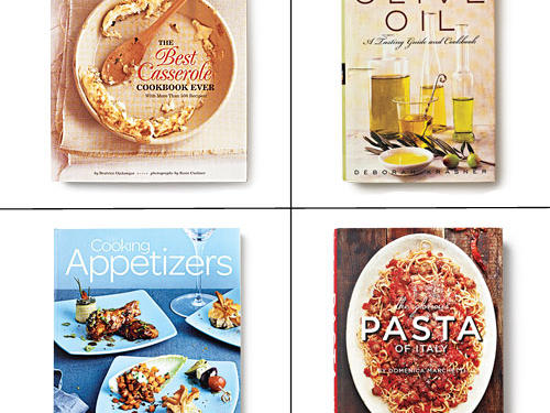 Top 8 Single-Subject Cookbooks