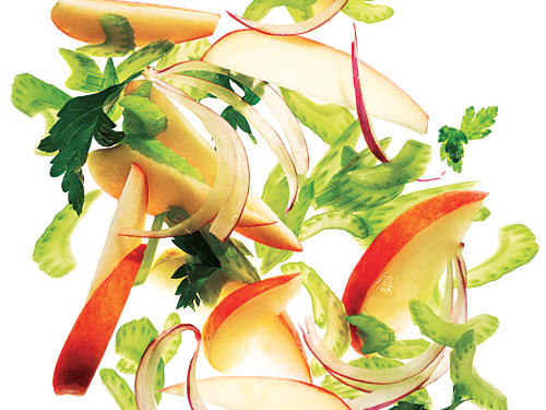 Celery Apple Salad