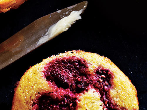 These slighty-sweet muffins are ideal for breakfast. Have on hand for busy mornings on-the-go.